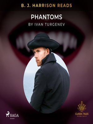 cover image of B. J. Harrison Reads Phantoms