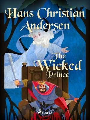 cover image of The Wicked Prince