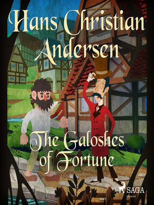 cover image of The Galoshes of Fortune