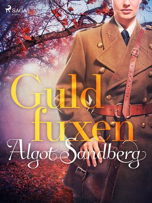 cover image of Guldfuxen