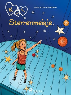 cover image of K van Klara 10--Sterrenmeisje