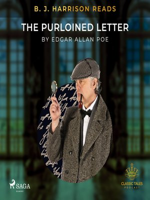 cover image of B.J. Harrison Reads the Purloined Letter
