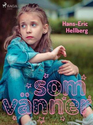 cover image of Som vänner