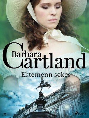 cover image of Ektemenn søkes