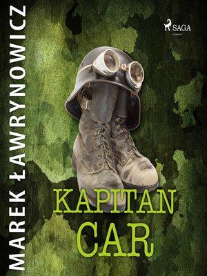 cover image of Kapitan Car