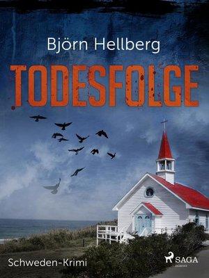 cover image of Todesfolge--Schweden-Krimi