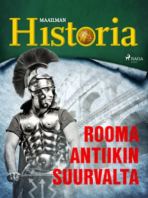 cover image of Rooma--Antiikin suurvalta