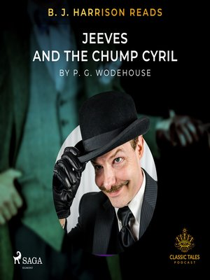 cover image of B. J. Harrison Reads Jeeves and the Chump Cyril