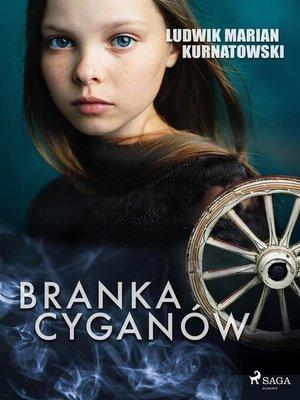 cover image of Branka Cyganów