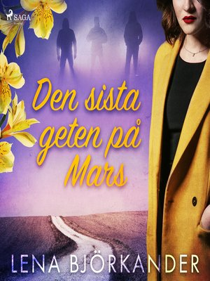 cover image of Den sista geten på Mars