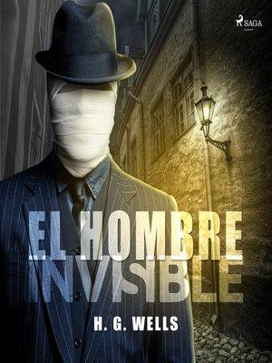 cover image of El hombre invisible