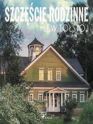 cover image of Szczęście rodzinne
