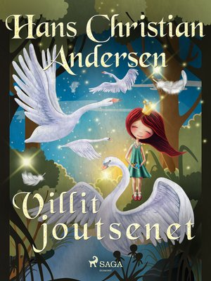 cover image of Villit joutsenet