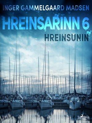 cover image of Hreinsarinn 6