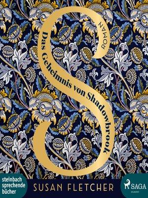 cover image of Das Geheimnis von Shadowbrook