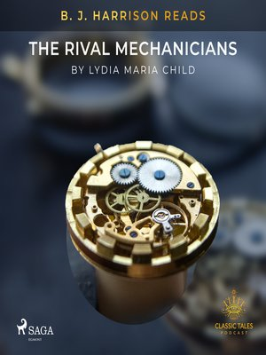 cover image of B. J. Harrison Reads the Rival Mechanicians