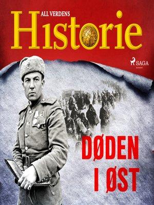 cover image of Døden i øst