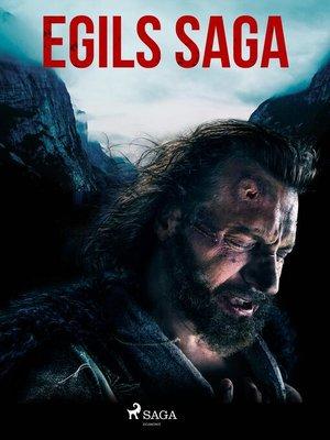 cover image of Egils saga