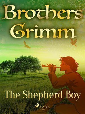 cover image of The Shepherd Boy