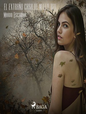 cover image of El extraño caso de Nellie Bly