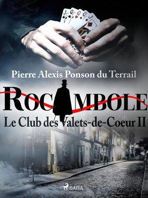 cover image of Le Club des Valets-de-Coeur II
