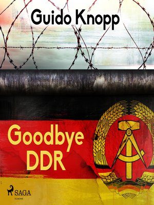 cover image of Goodbye DDR