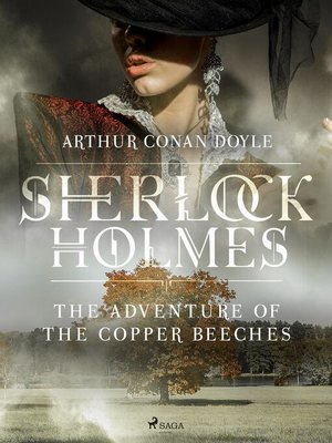 cover image of The Adventure of the Copper Beeches