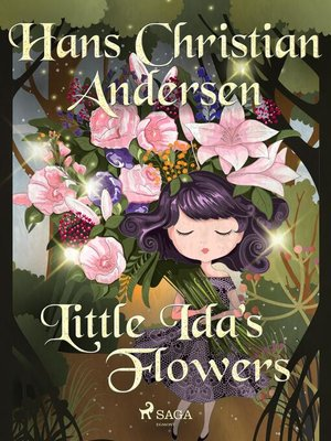 cover image of Little Ida's Flowers
