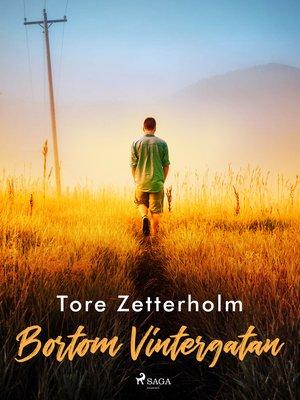 cover image of Bortom Vintergatan