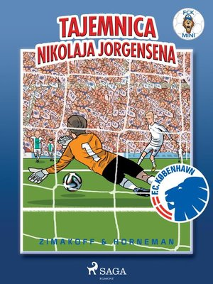 cover image of FCK Mini--Tajemnica Nikolaja Jorgensena