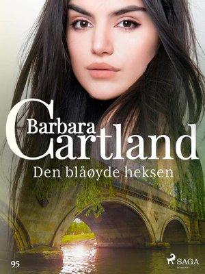 cover image of Den blåøyde heksen
