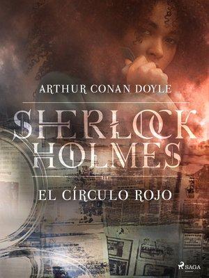 cover image of El circulo rojo