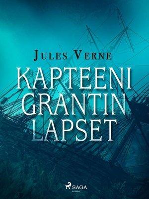 cover image of Kapteeni Grantin lapset