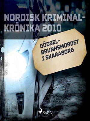 cover image of Gödselbrunnsmordet i Skaraborg