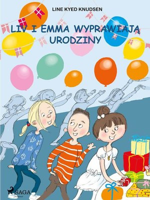 cover image of Liv i Emma