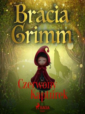 cover image of Czerwony Kapturek