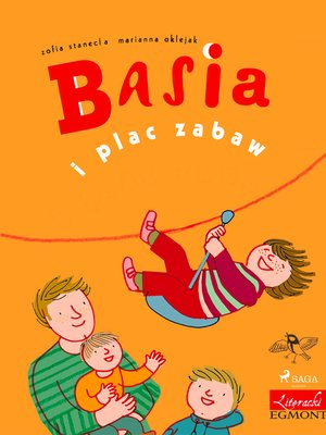 cover image of Basia i plac zabaw