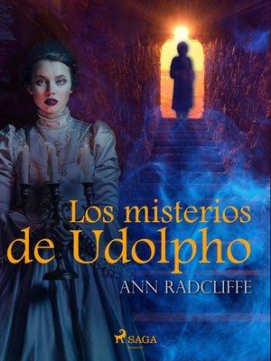 cover image of Los misterios de Udolfo
