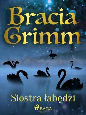 cover image of Siostra łabędzi