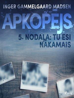 "cover image of Apkopējs, 5. nodaļa ""Tu esi nākamais"""