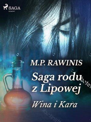 cover image of Saga rodu z Lipowej 8