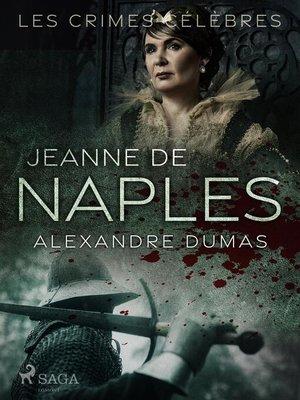 cover image of Jeanne de Naples