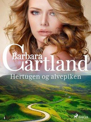 cover image of Hertugen og alvepiken
