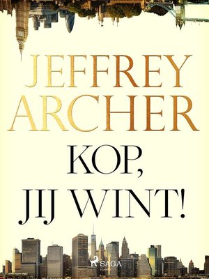 cover image of Kop, jij wint!