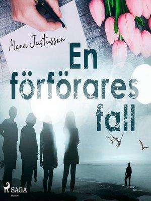 cover image of En förförares fall