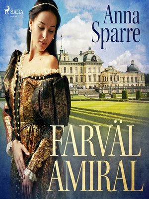 cover image of Farväl amiral
