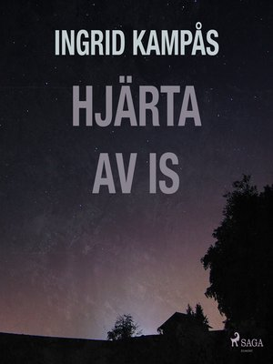 cover image of Hjärta av is