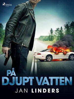 cover image of På djupt vatten