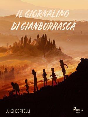 cover image of Il Giornalino di Gianburrasca