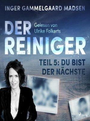 cover image of Der Reiniger, Teil 5